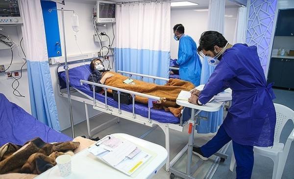 آمار فوتی های کرونا در ایران دوشنبه 24 خرداد 1400