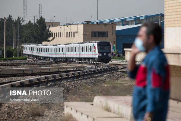 خروج قطار باری از ریل در حوالی گرمسار تلفاتی نداشته است