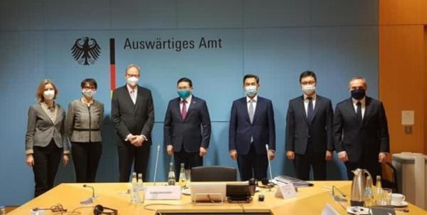 برلین میزبان رایزنی نهادهای دیپلماتیک قزاقستان و آلمان
