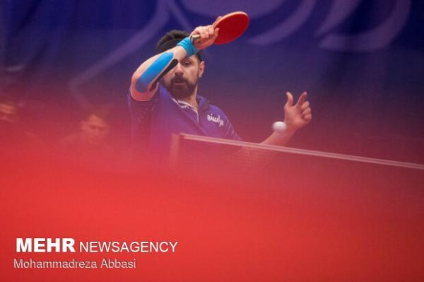 تکمیل ترکیب تیم ملی تنیس روی میز برای پیگیری اردوی آسیایی