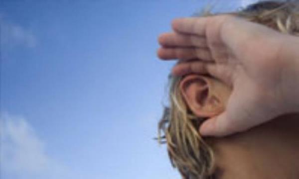ناشنوایی و اختلال در شنوایی