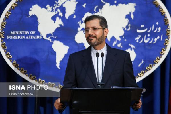 تورهای چین: خطیب زاده: از تصمیم سازمان همکاری شانگهای در پذیرش عضویت کامل ایران به گرمی استقبال می کنیم