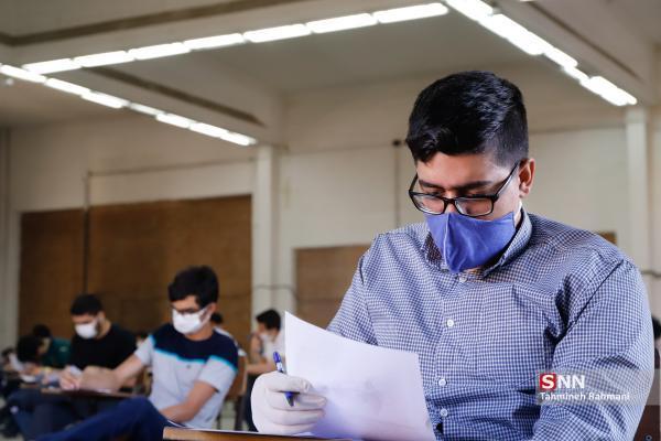 مرحله دوم سیزدهمین المپیاد علمی دانشجویان علوم پزشکی برگزار گردید