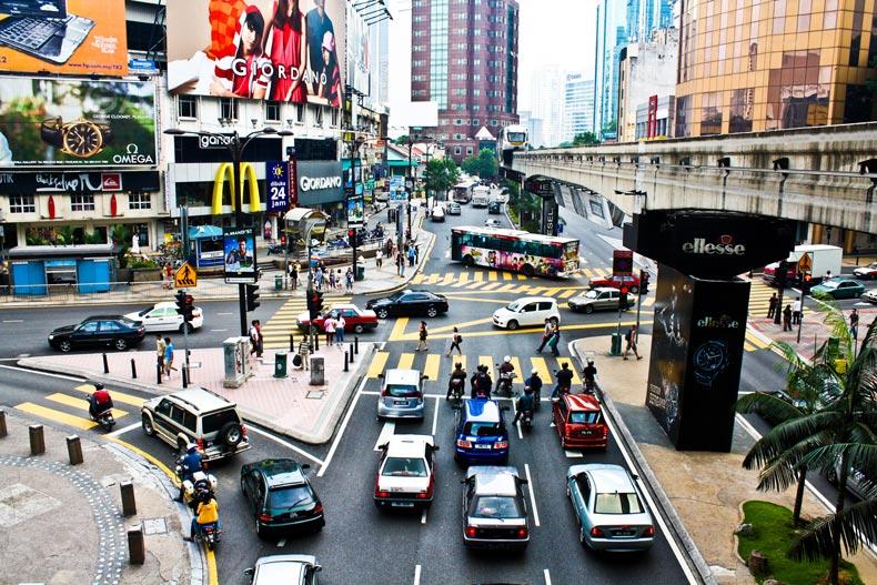 گردش در کوالالامپور مثل محلی ها