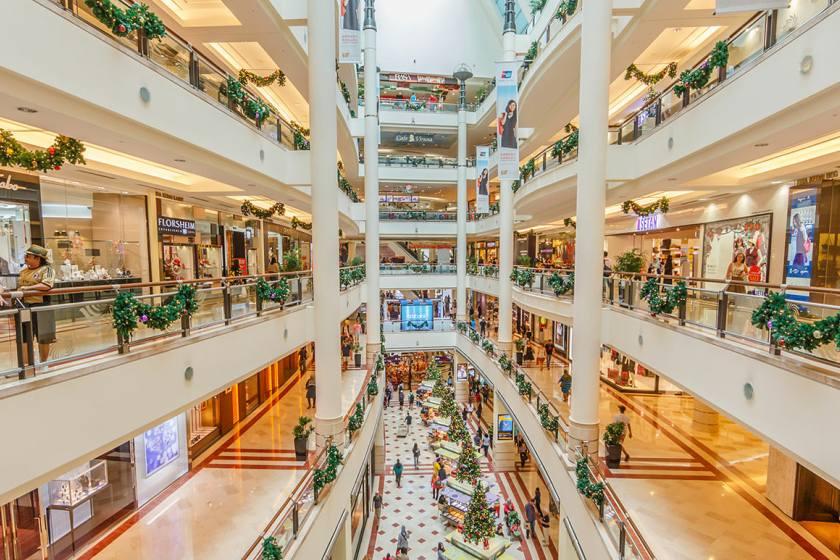مراکز خرید کوالالامپور مالزی