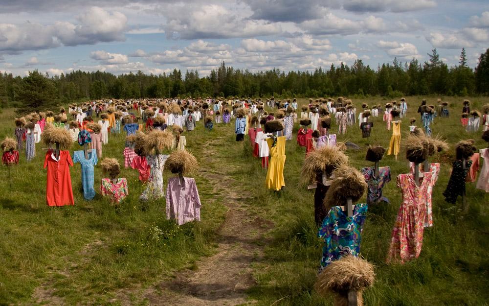 تماشای مردمان خاموش فنلاند در تور اروپا