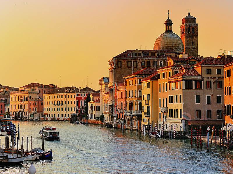 پرطرفدارترین جاذبه های ایتالیا