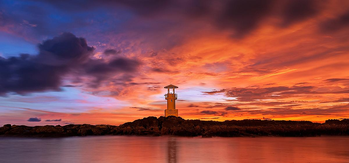 رمانتیک ترین جزیره تایلند