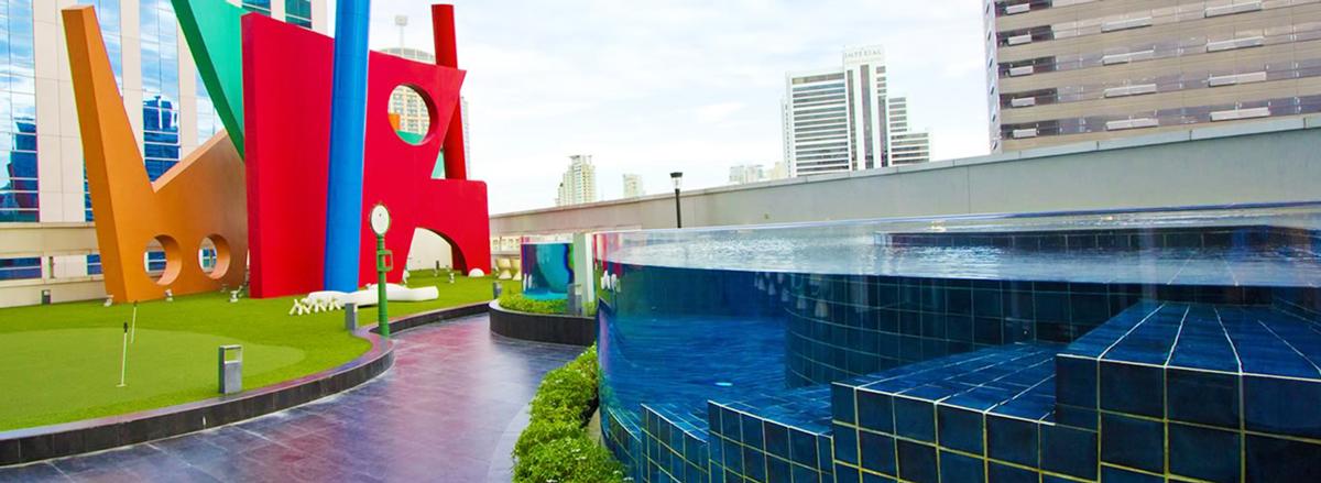 بهترین هتل های منطقه سوخومیت شهر بانکوک