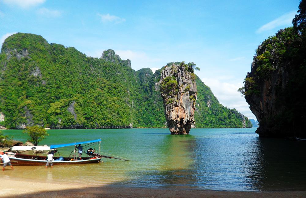 با زیباترین جزایر تایلند برای سفر