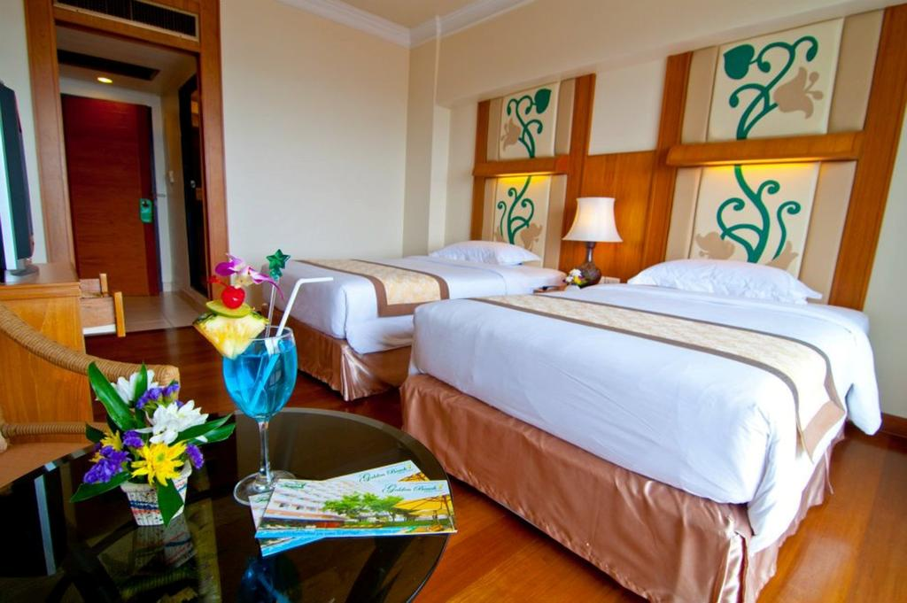 هتل 3 ستاره گلدن بیچ پاتایا