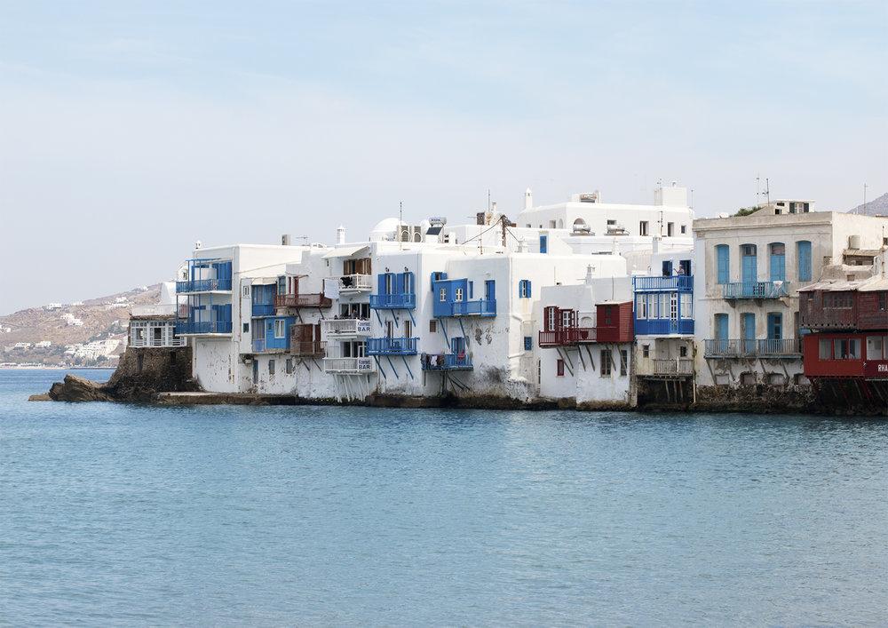 بهترین سفر با تور یونان