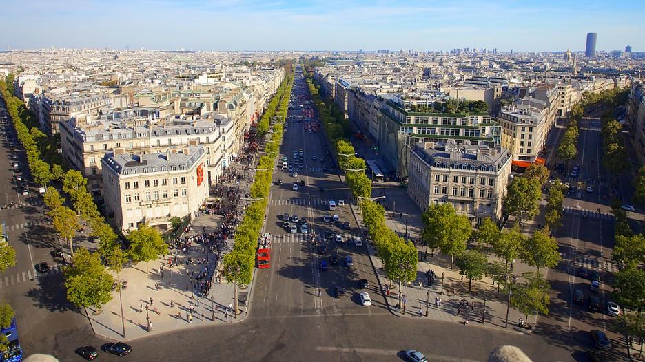 با مراکز خرید شهر پاریس آشنا شوید
