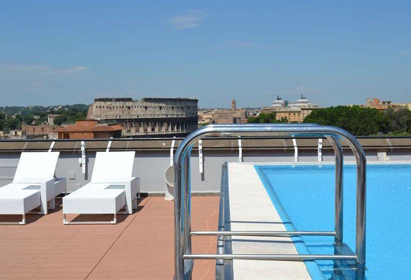 هتل های ارزان قیمت شهر رم ایتالیا