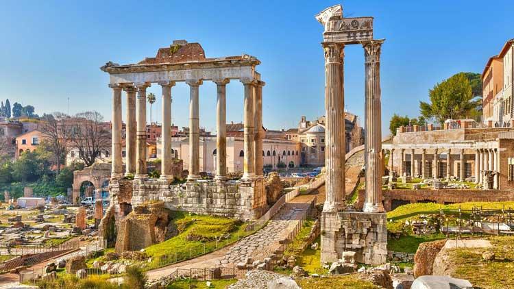 جاذبه های کمتر شناخته شده شهر رم