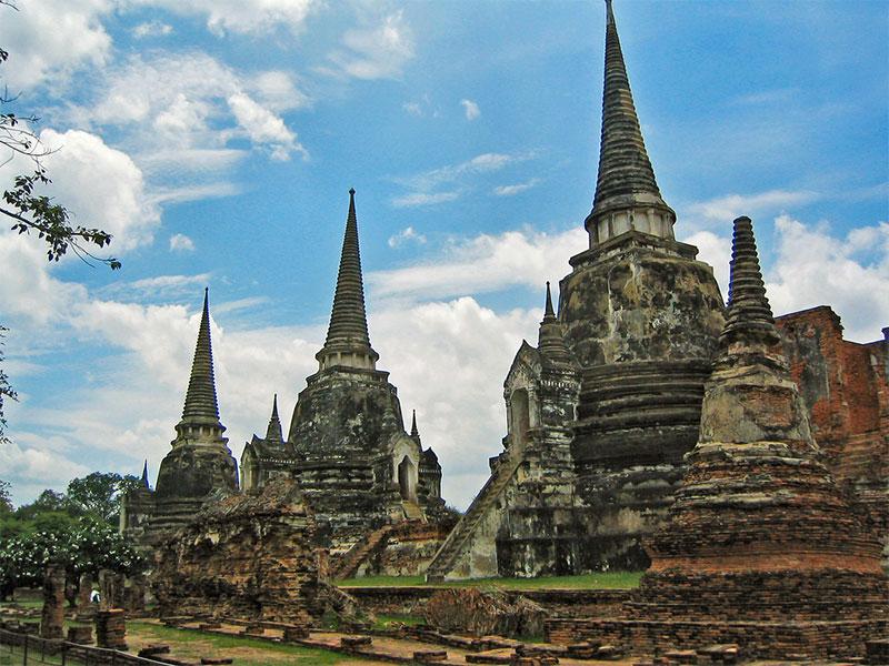 معبد Wat Jed Yod تایلند