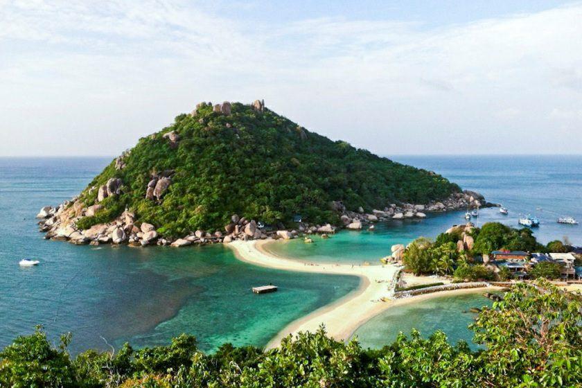 زیباترین جزیره های تایلند